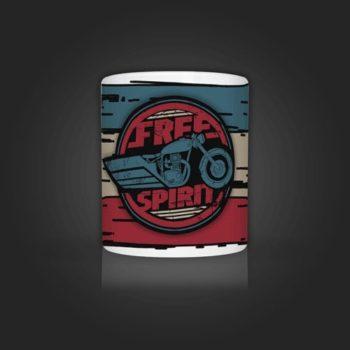 INLINE4 Free Spirit Mug