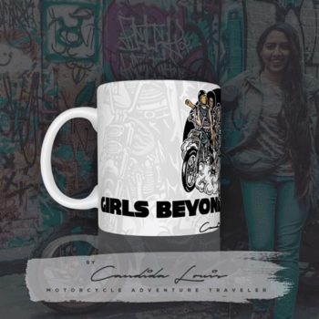 INLINE4 Girls Beyond Boundaries Mug 1