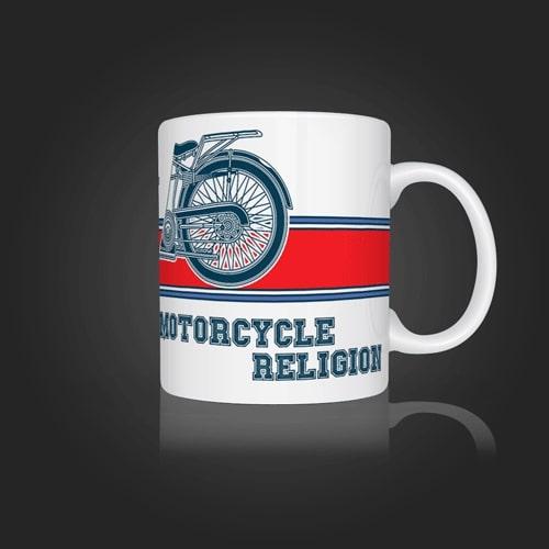 INLINE4 Motorcycle Religion Mug2