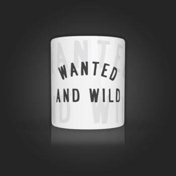 INLINE4 Wanted Mug