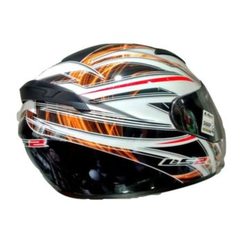 LS2 FF352 Orange Blast Full Face Helmet