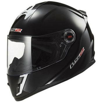 LS2 FF392 Mini Machine Matt Black Full Face Helmet