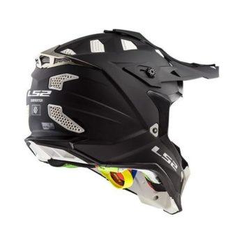 LS2 MX470 Subverter Solid Matt Motocross Helmet 1