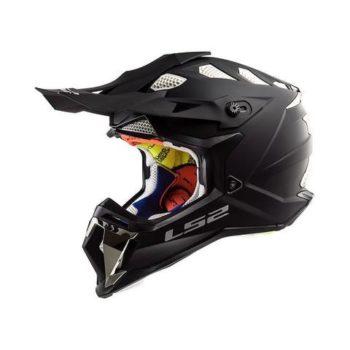 LS2 MX470 Subverter Solid Matt Motocross Helmet