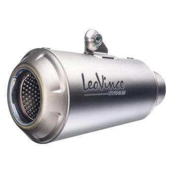 LeoVince LV 10 Titanium Slip On Exhaust 1