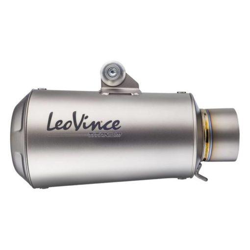 LeoVince LV 10 Titanium Slip On Exhaust 2