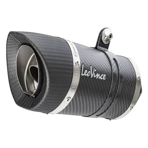 LeoVince LV Pro Carbon Fiber Slip On Exhaust 1