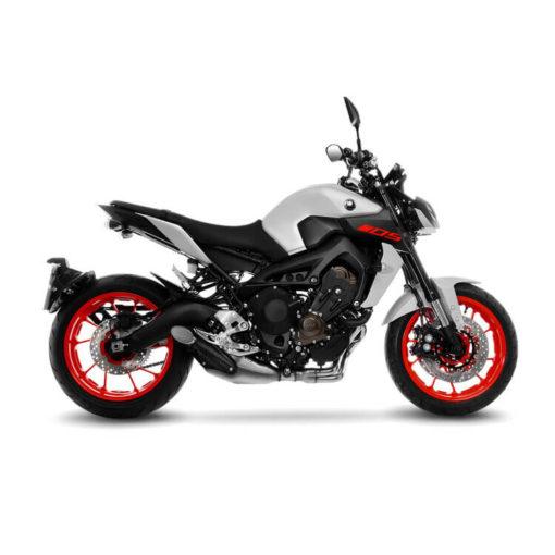 LeoVince OEM Exhaust tip for Yamaha MT 09 2