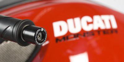 RG Bar End for Ducati Monster 796 BE0048BK