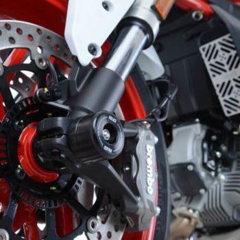 RG Fork Protector for Ducati Multistrada FP0175BK 1