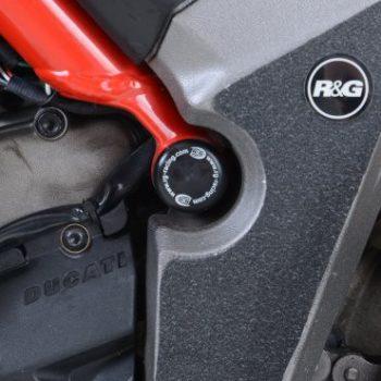 RG Frame Plug Kit for Ducati Multistrada FI0111BK