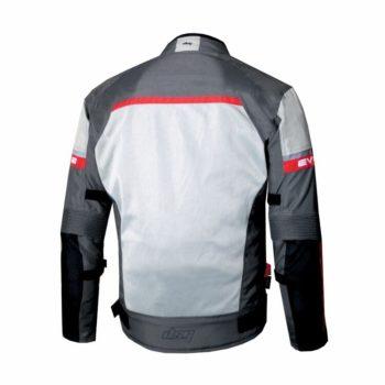 DSG Evo 2 Air Black Grey Red Riding Jacket 1