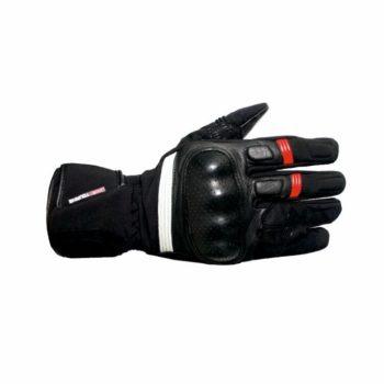 DSG Evo 2 Touring Black Riding Gloves 1