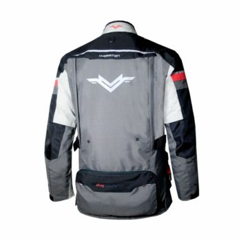 DSG Evo 2 Touring Grey Black Riding Jacket 1