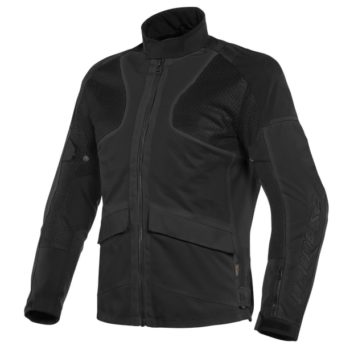 Dainese Air Tourer Tex Black Riding Jacket1