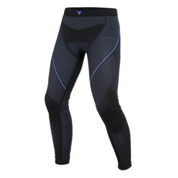 Dainese D Core Aero Black Cobalt Blue Riding Pants LL