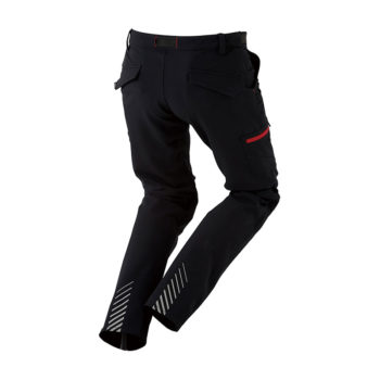 RS Taichi Quick Dry Cargo Charcoal Black Pant 2
