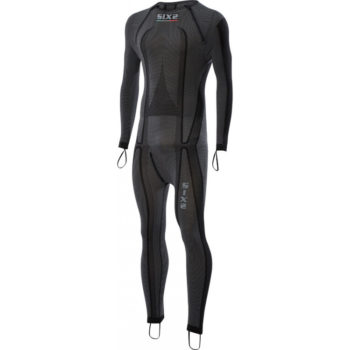 SixS STXL R Complete Black Riding Undersuit