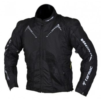 Tarmac Corsa Black Riding Jacket