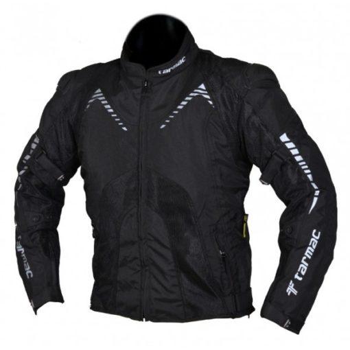 Tarmac Corsa Black Riding Jacket
