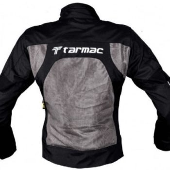 Tarmac Drifter II Mens Black Grey Riding Jacket 2