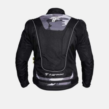 Tarmac One III Black Camo Riding Jacket 2
