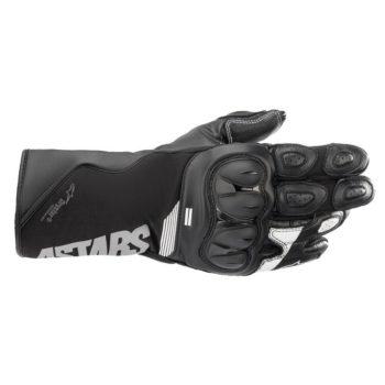 Alpinestars SP 365 DRYSTAR Black White Riding Gloves