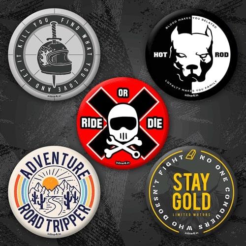 Combo Badges Set 6