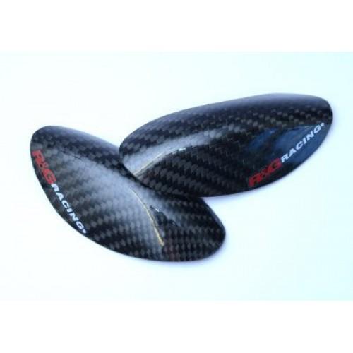RG MV Agusta F3 Tank Slider Carbon Fibre