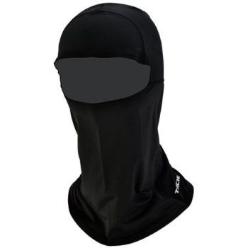 RS Taichi Cool Ride Black Full Face Mask