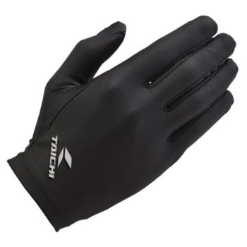 RS Taichi Cool Ride Inner Black Riding Gloves