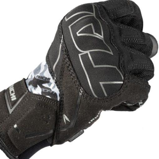 RS Taichi Stroke Air Black Red Gloves 2