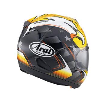 ARAI RX 7V KR American Eagle Gloss Full Face Helmet 2 1