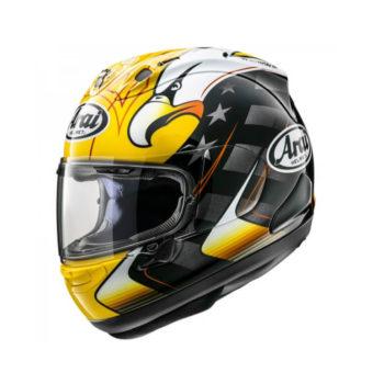 ARAI RX 7V KR American Eagle Gloss Full Face Helmet 2