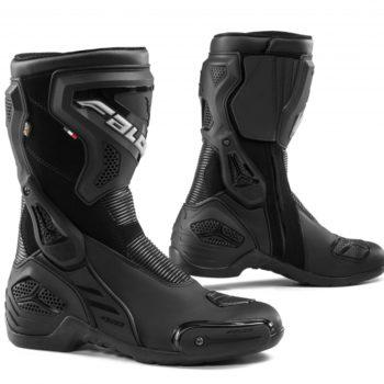Falco Fenix 3 WTR Black Riding Boots