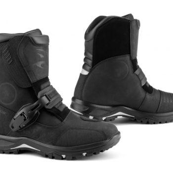 Falco Marshall Black Riding Boots