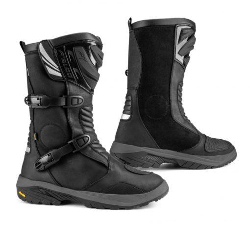 Falco Mixto 3 Adventure Black Riding Boots