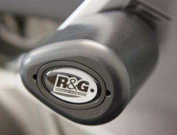 RG Aero Style Crash Protectors for Honda VFR 1200 Non DCT Version Only 2