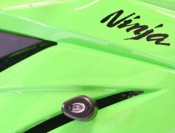 RG Aero Style Crash Protectors for Kawasaki Ninja 250R 2