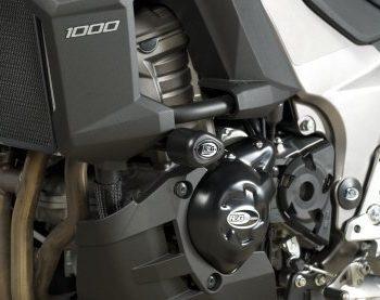 RG Aero Style Crash Protectors for Kawasaki Versys 1000 2