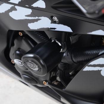 RG Aero Style Crash Protectors for Kawasaki ZX 10R 1