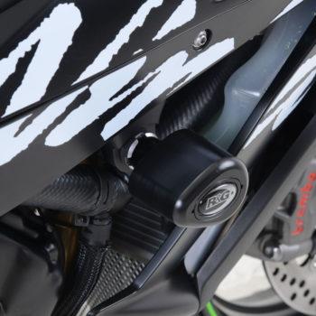 RG Aero Style Crash Protectors for Kawasaki ZX 10R 2