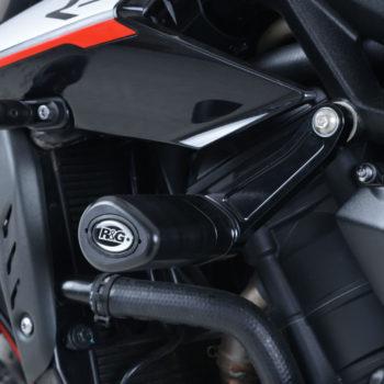 RG Aero Style Crash Protectors for Triumph Street Triple 765 RS 1