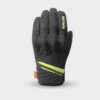 Racer ROCA 2 Black Lime Riding Gloves 1
