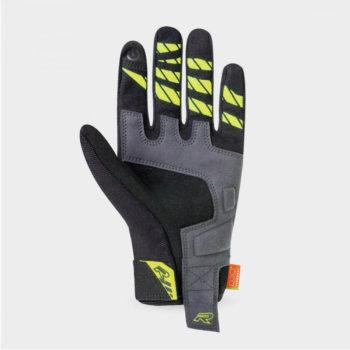 Racer ROCA 2 Black Lime Riding Gloves 2 1
