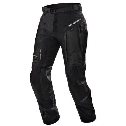 Shima Hero Adventure Black Riding Pants
