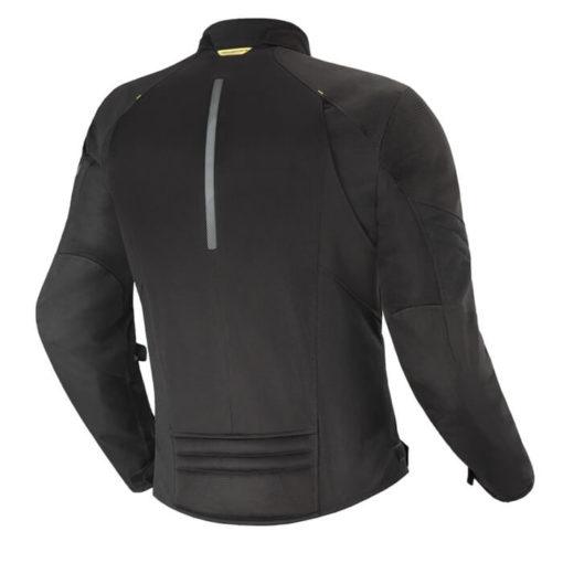 Shima Jet Mesh Touring Black Riding Jacket 1