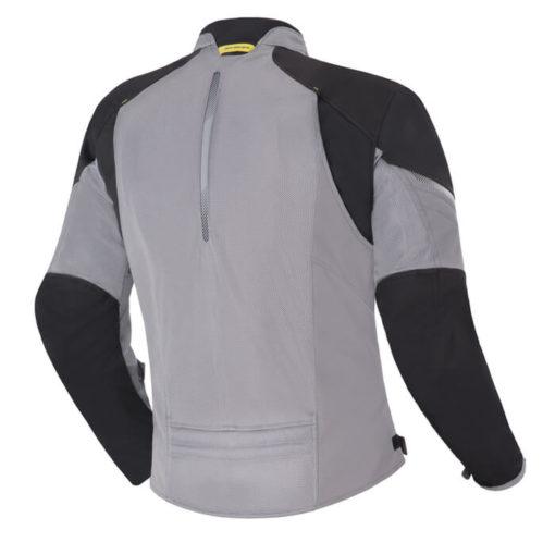 Shima Jet Mesh Touring Grey Riding Jacket 1
