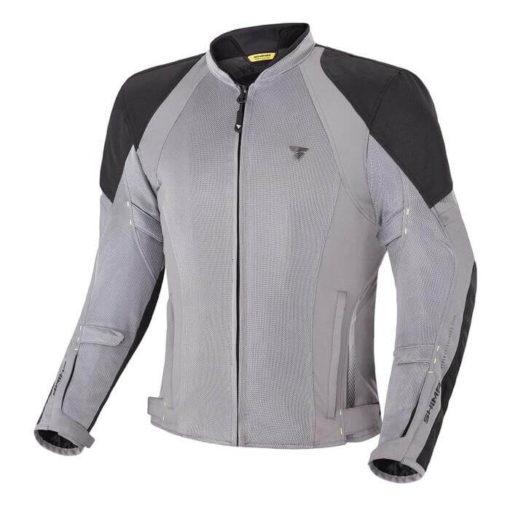 Shima Jet Mesh Touring Grey Riding Jacket