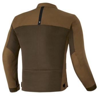 Shima Openair Urban Mesh Brown Riding Jacket 1